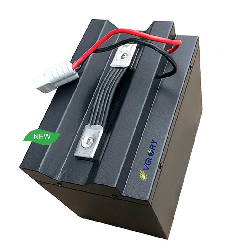 Economically and conveniently solar lithium battery 48v