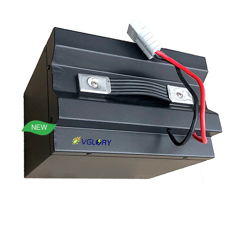 Always standby for use 48 volt battery lithium