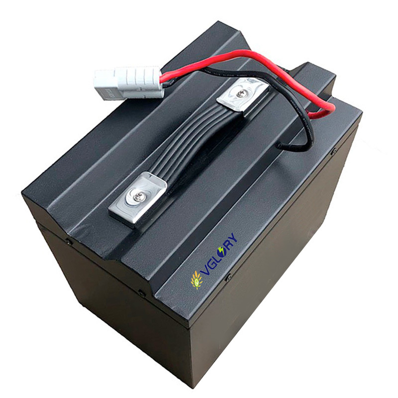 Excellent temperature performance rechargeable lithium ion battery 60v 12ah