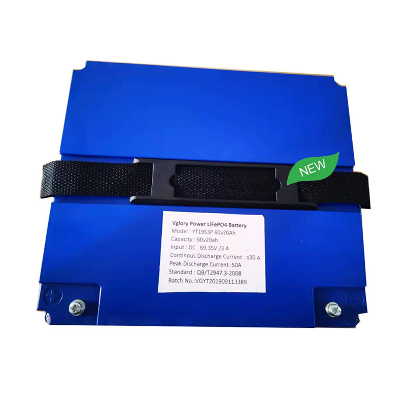 ShenZhen Factory Custom voltage accepted lithium ion golf cart battery 60v24ah