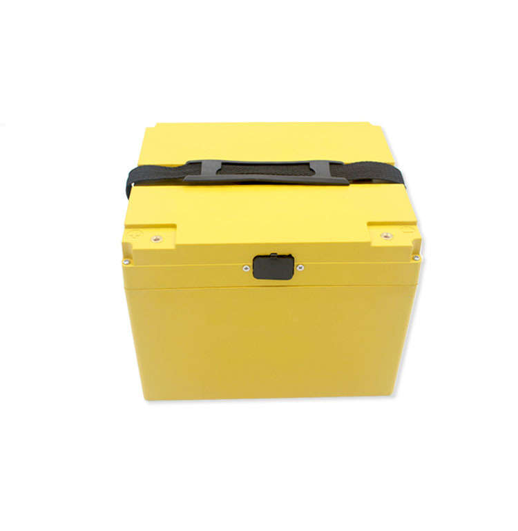Lighter weight rechargeable lithium ion battery factory price