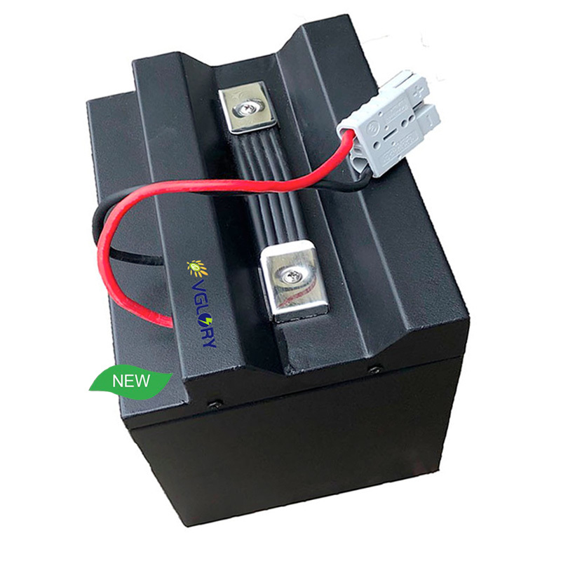 ShenZhen Factory No pollution lithium ion battery packs for electric vehicles 60v25ah