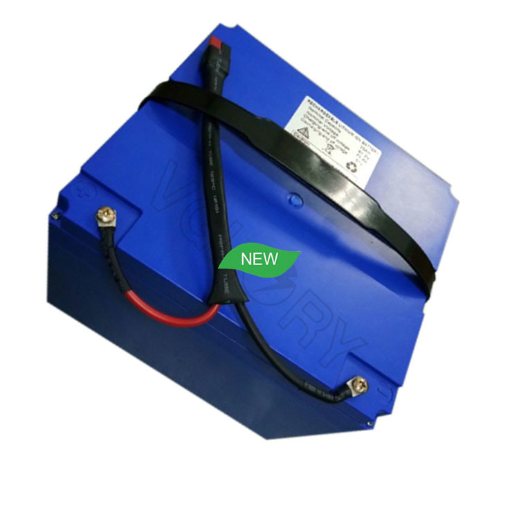 Rechargeable high discharge rate rc marine lithium-ion battery