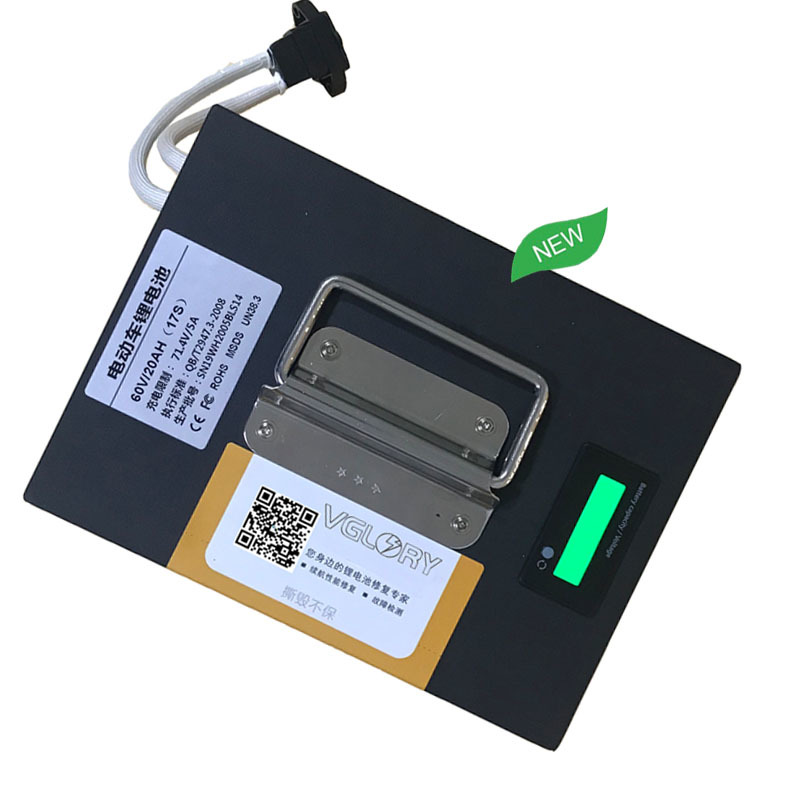 High capacity density 12v 100ah rechargeable lithium battery