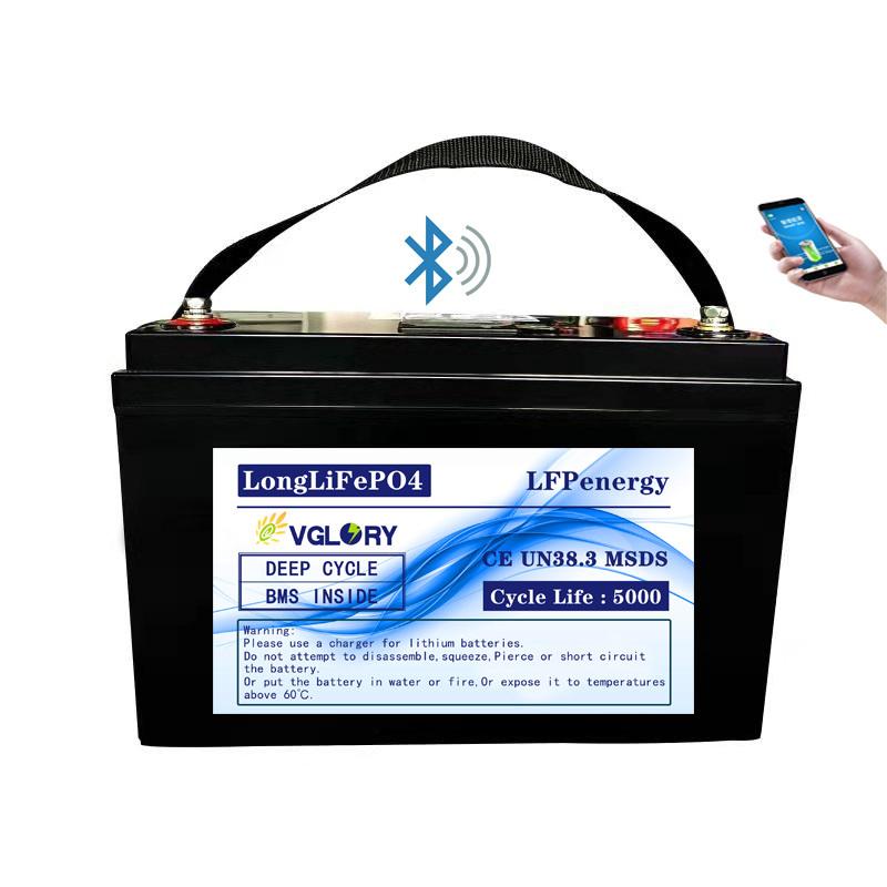 Non memory effect high density battery 24v lithium
