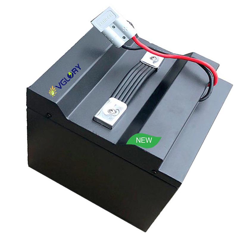 Long cycle life 48v lithium solar battery