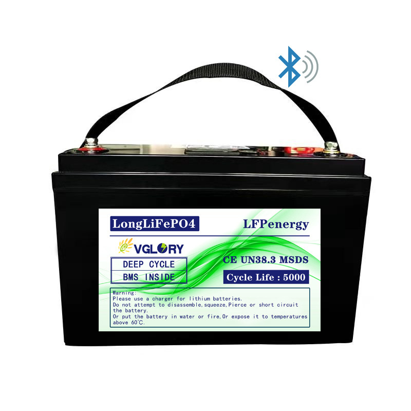Intelligent BMS Wholesale free maintenance deep cycle the shenzhen lithium battery