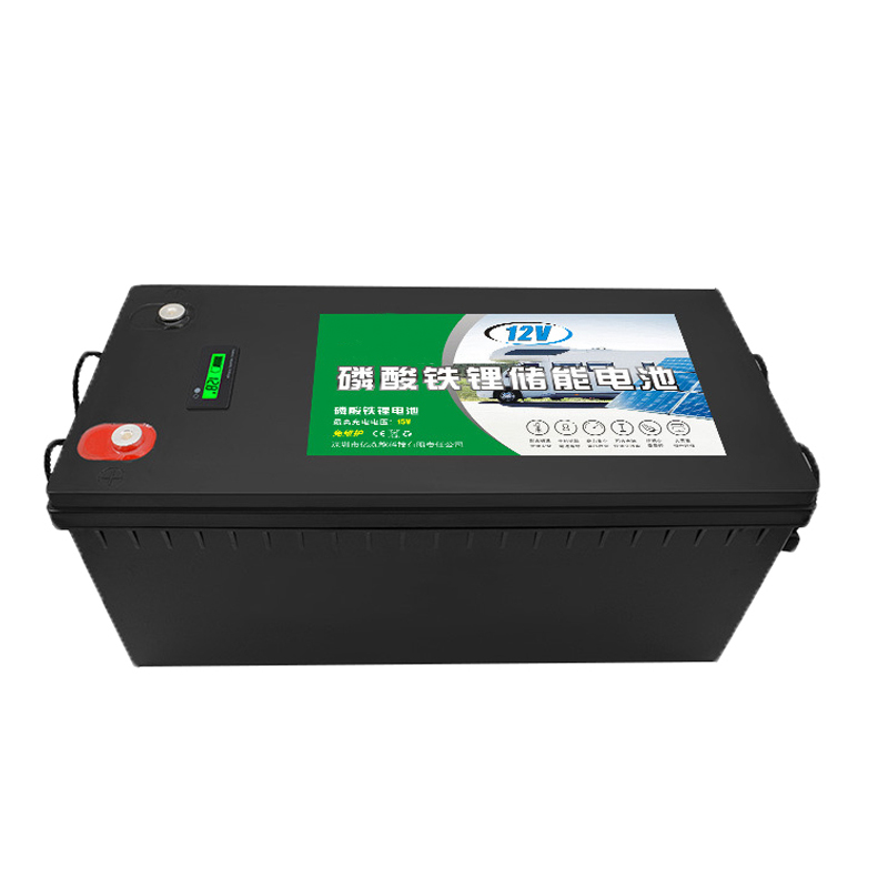 Rechargeable intelligent BMS high density wholesale deep cycle lithium battery