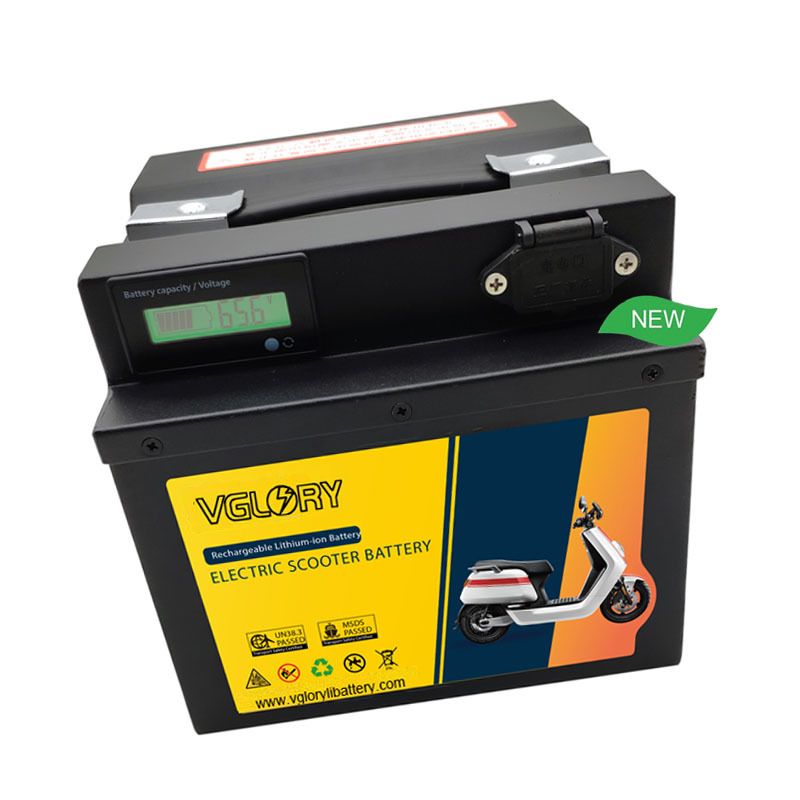 Run well under different temperature 60v lithium ion battery packs 60v24ah