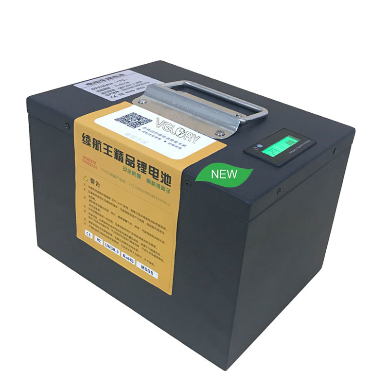 Anti overload 48v 50ah lithium ion battery for solar system
