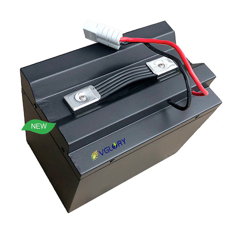 Good Capacity Voltage consistency rechargeable lithium ion battery 60v24ah