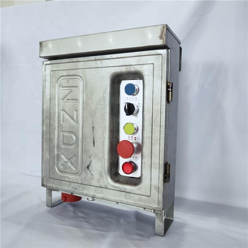 Electric box for ZLP suspended platform