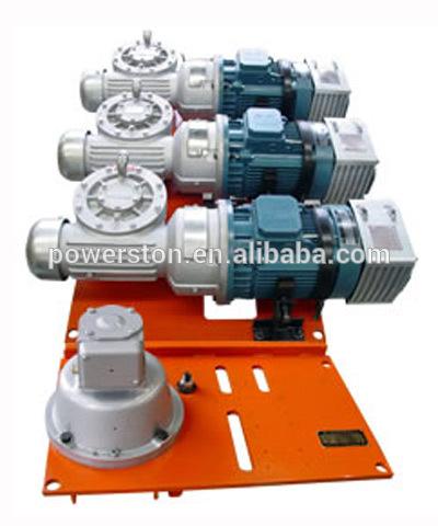 YZZ132M-4 industrial AC three phase asynchronous motor 15KW