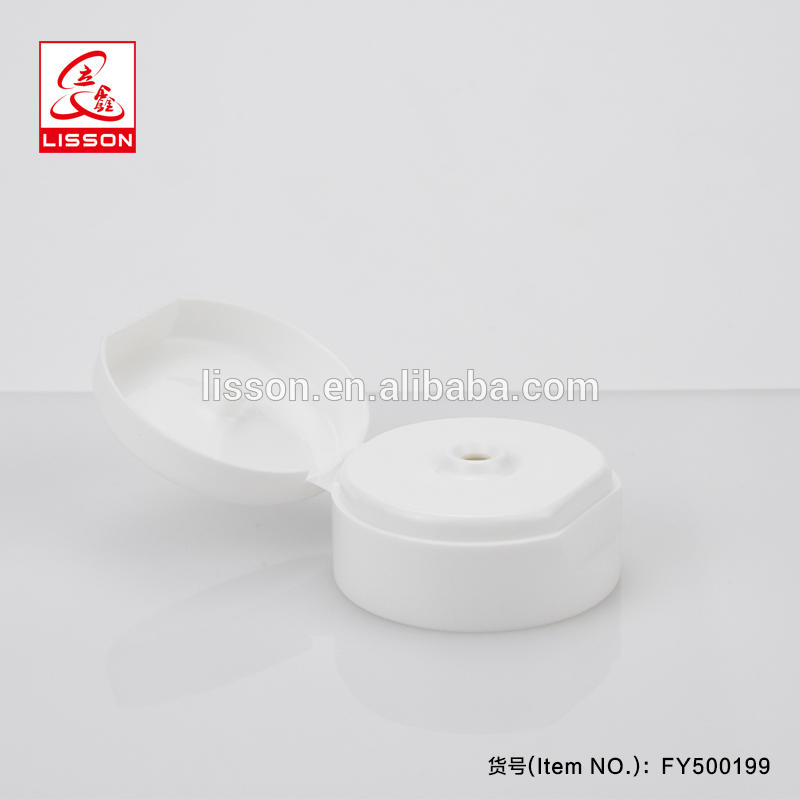 250ml Big Volume Body Wash Facial Cleanser Container Cosmetic Soft Tube Packaging With Flip Top Cap