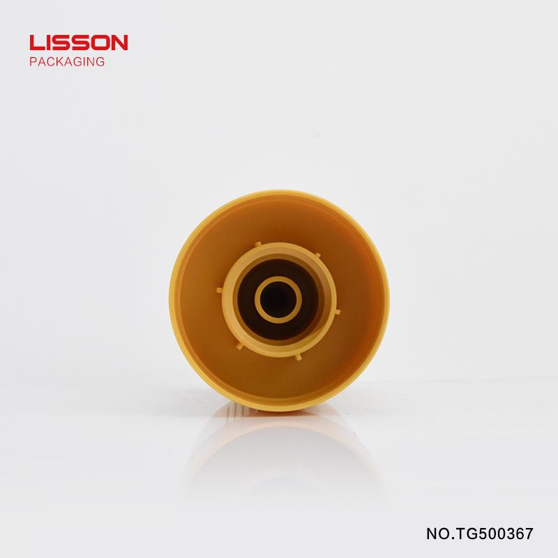 150ml 50mm roll on applicator massage cream tube packaging for lotion/oil
