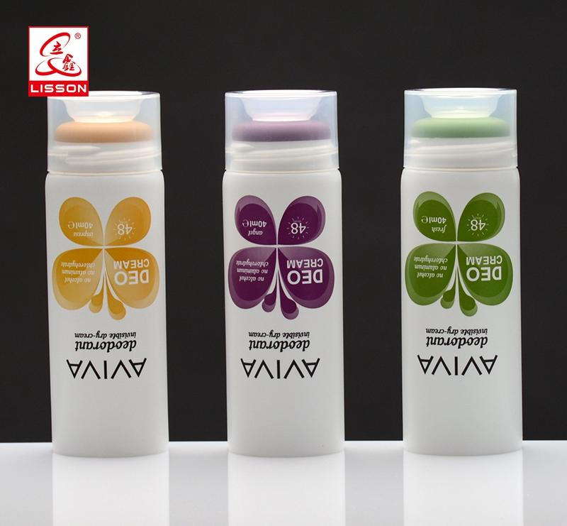 Professional Manufacturer Empty Shaped Plastic Body Lotion Packaging Tubes