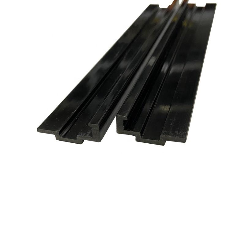 Plastic Extrusion Service Manufacturer PVC Profile