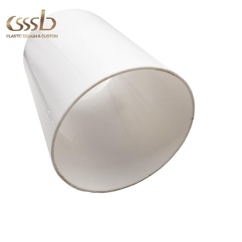 Plastic ASA large diameter tube for Antenna