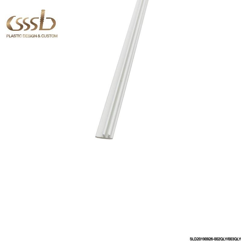 plasticTV frame profile accessory extrusion profile