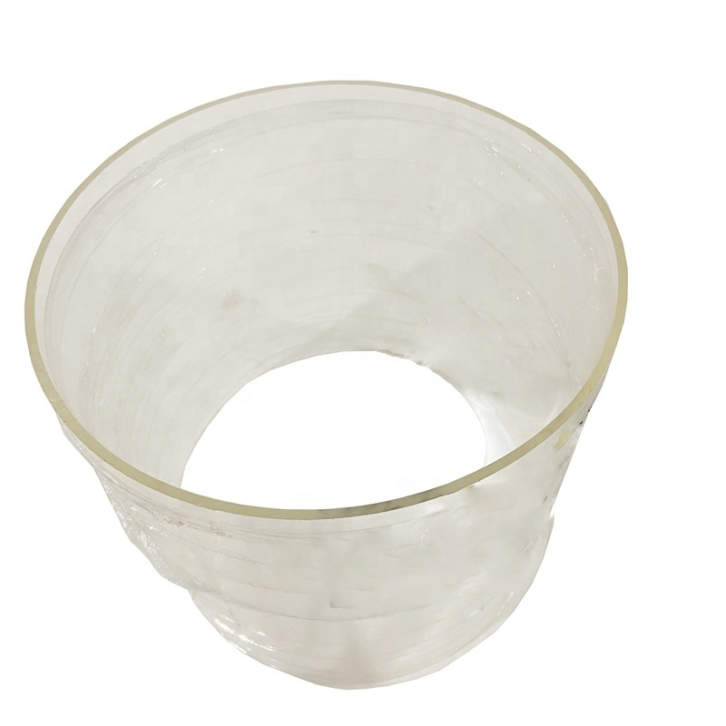 Plastic extrusion PMMA pipe for oil drum