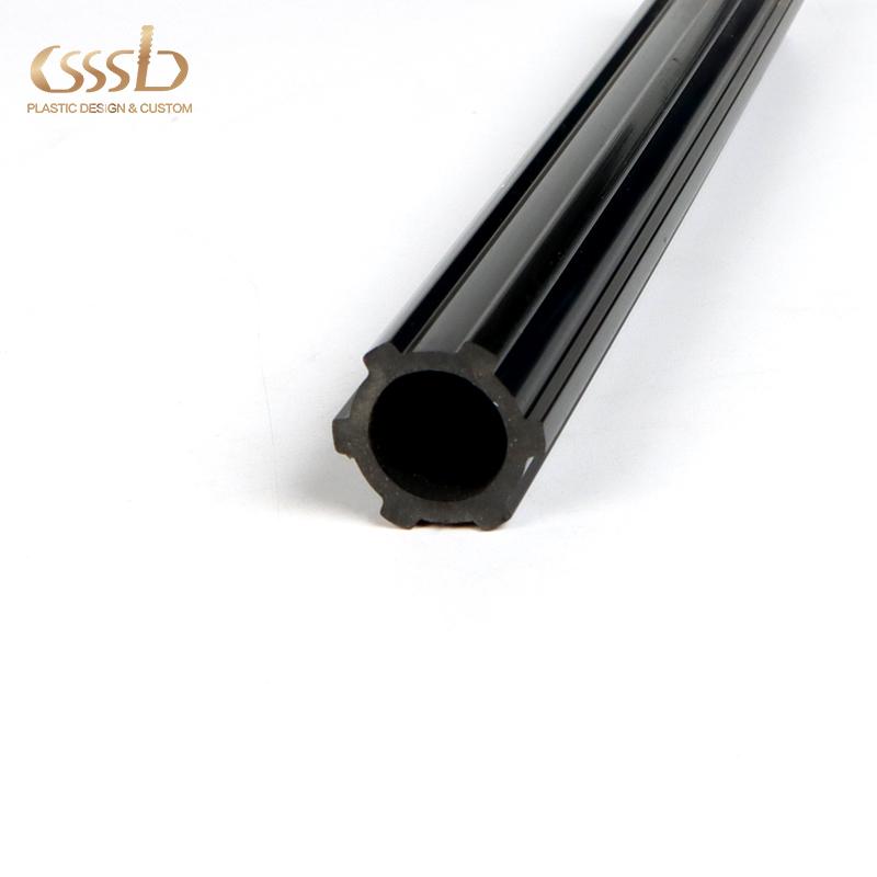 plastic ASA antenna tube factory custom made