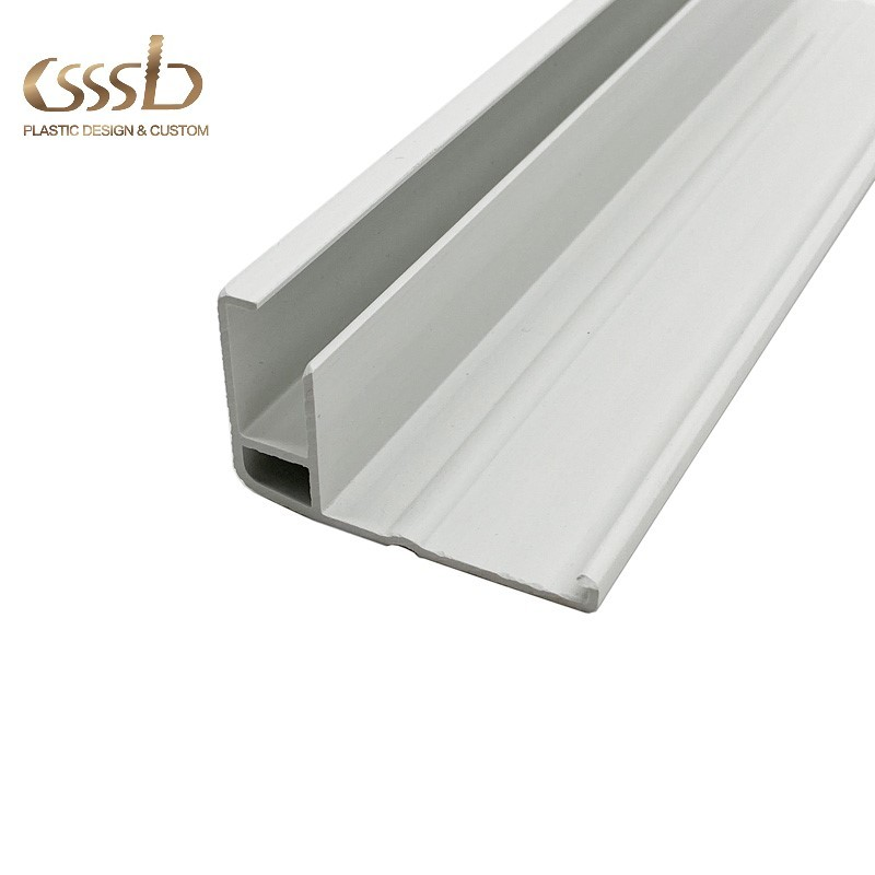 PVC Electrical insulator channels