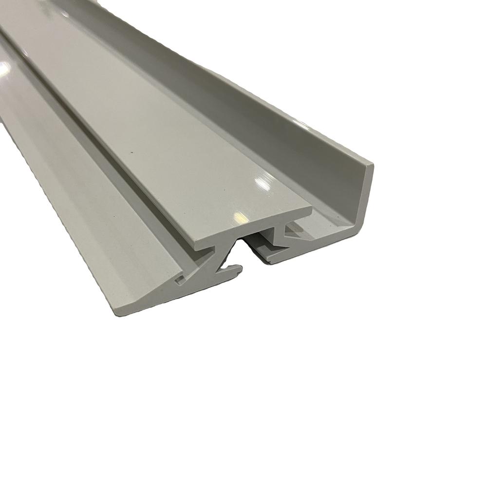 Plastic extrusion PVC profile for Container board
