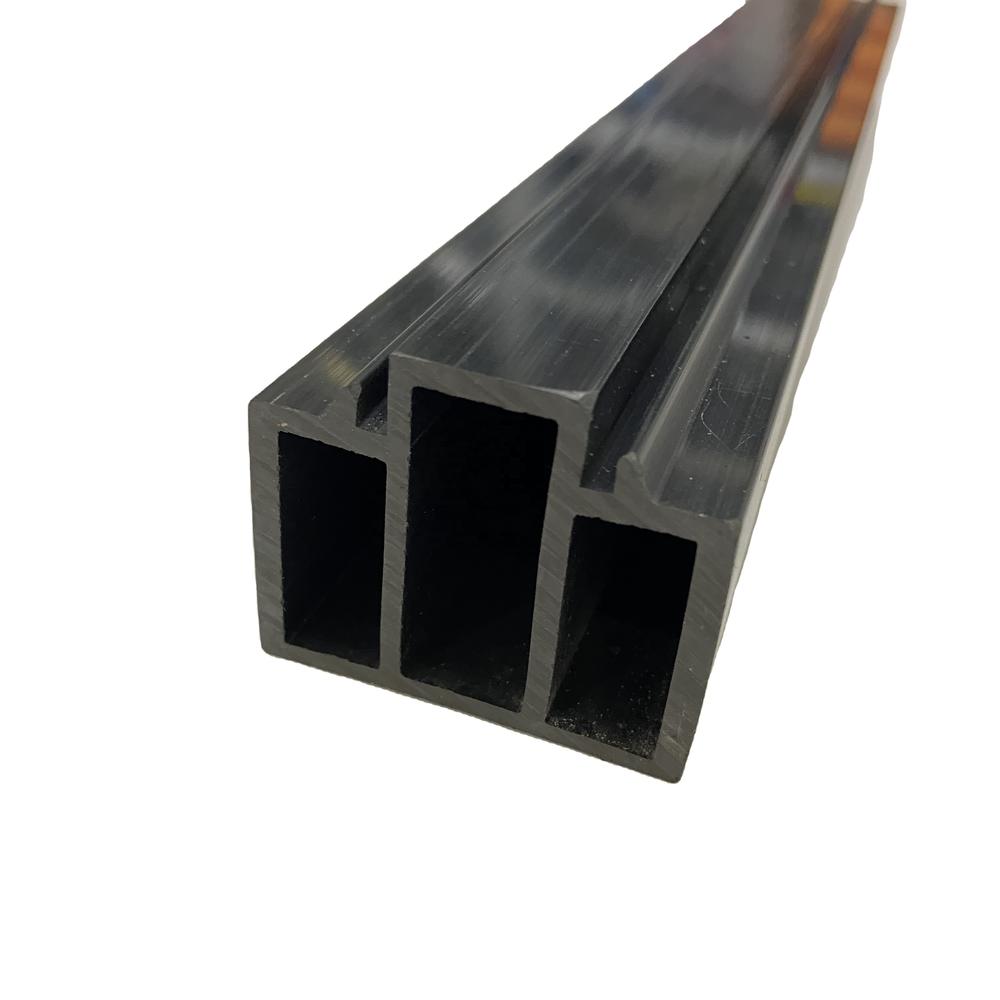 OEM manufacturer plastic extrusion Door and window profiles PVC Profile