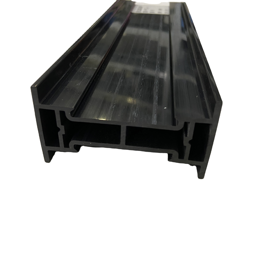 Plastic Profile Factory Customized Soft and hard co-extruded profile