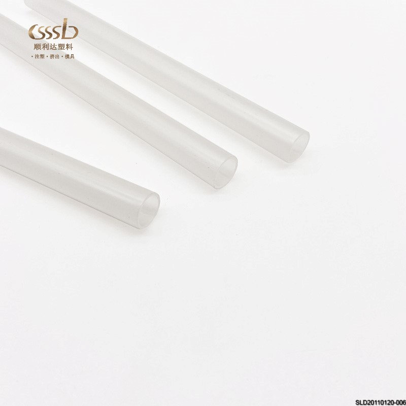 12 mm O.D x 10 mm I.D Metric Nylon PA 66 Tube Natural Flexible Tubing
