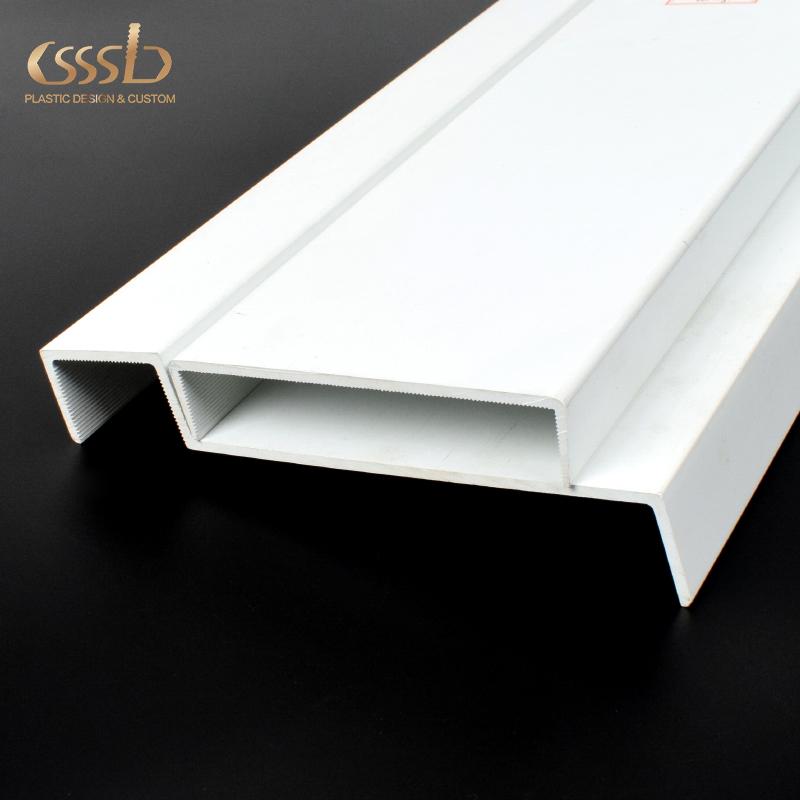 PS packing divider profile factory custom design