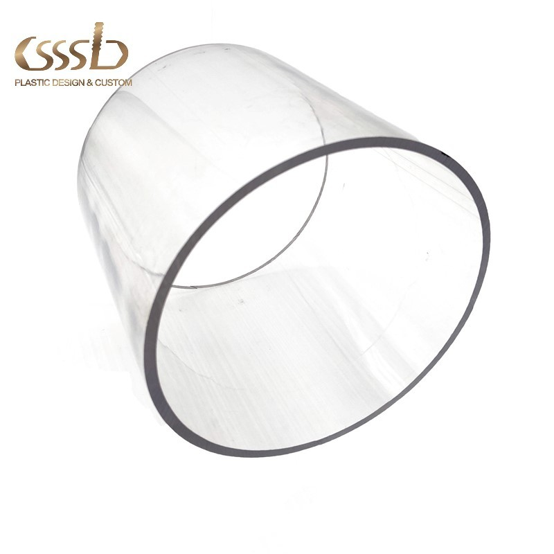 High transparent Polycarbonate tube 250mm diameter