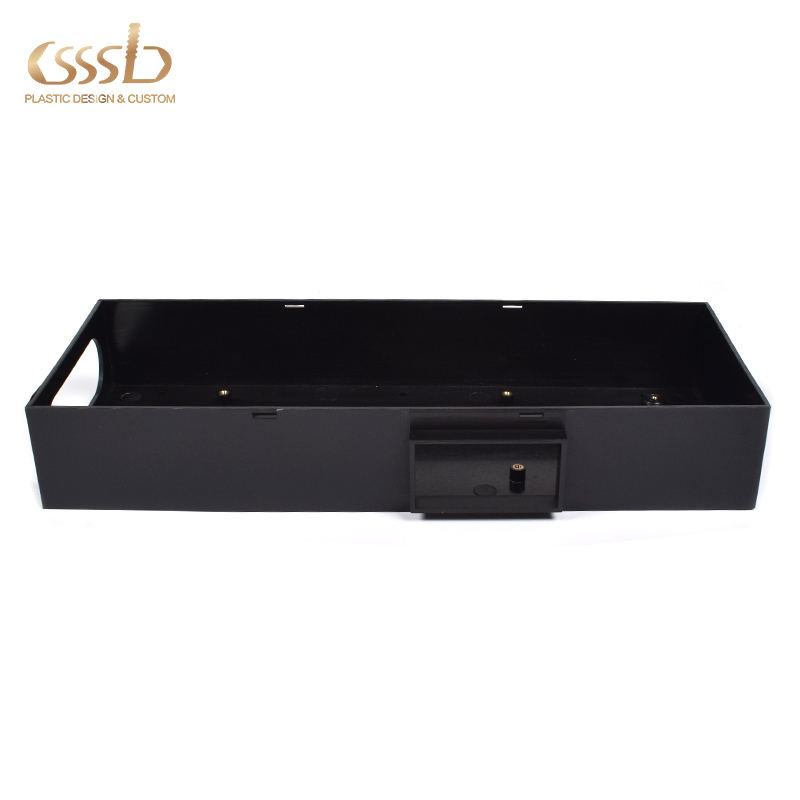 ABS Project Box Handheld Case Enclosure with Battery Compartment