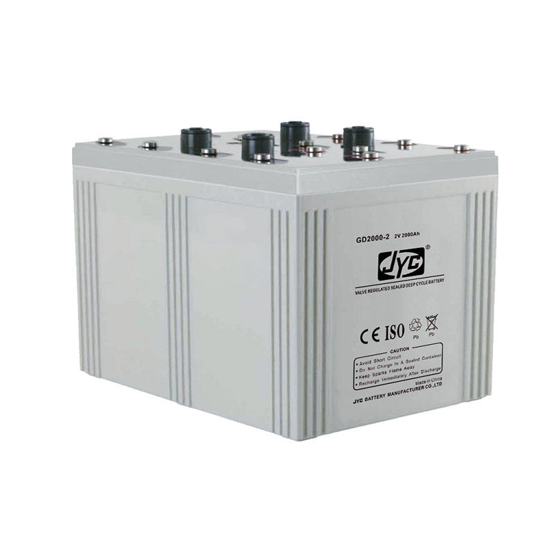 Excellent Safety Performance deep cycle battery 12v 1000ah