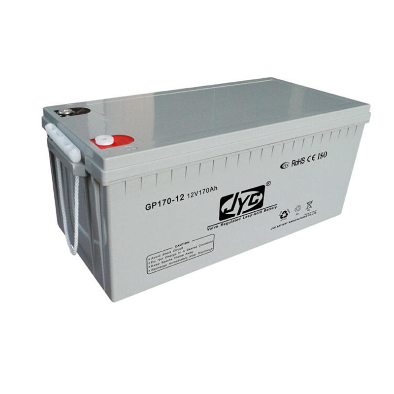 Maintenance Free Sealed Gel Battery 12v 170ah Solar Battery for Solar system