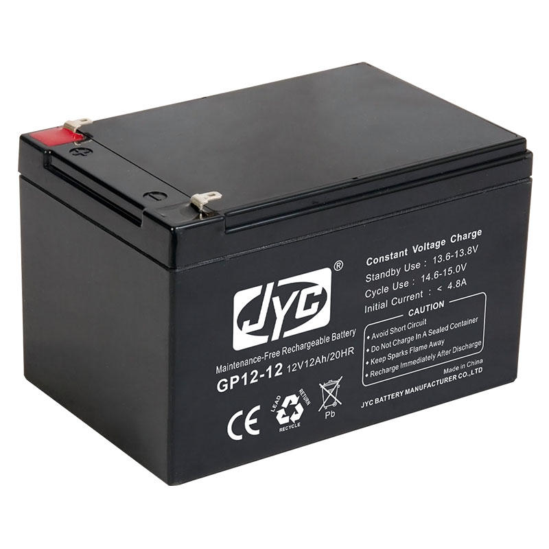 Factory Directly Sale Rechargeable Gel Battery 12V 12AH 20hr Storage Battery for UPS