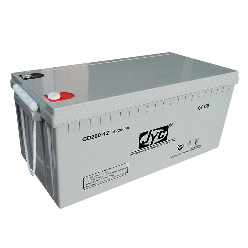 superior quality 200ah deep cycle battery 2v
