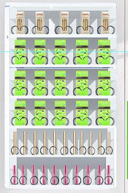 vape vending machine