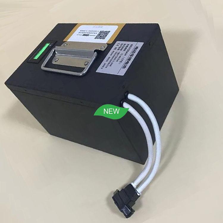 OEM accept Custom capacity iron phosphate lithium battery 72v 20ah