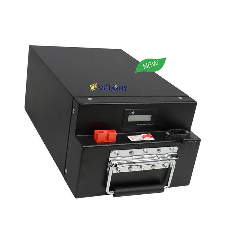 OEM Custom capacity accept battery lithium lifepo4 72v 80ah