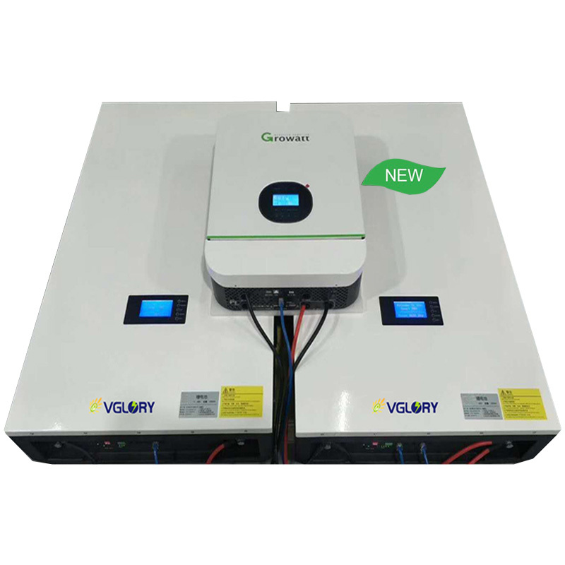 China good price best energy storage 50 kwh 5kw solar battery