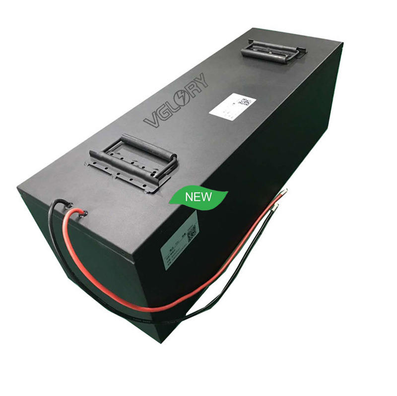 Powerful optional Low self discharge 18650 lithium ion battery 72v150ah