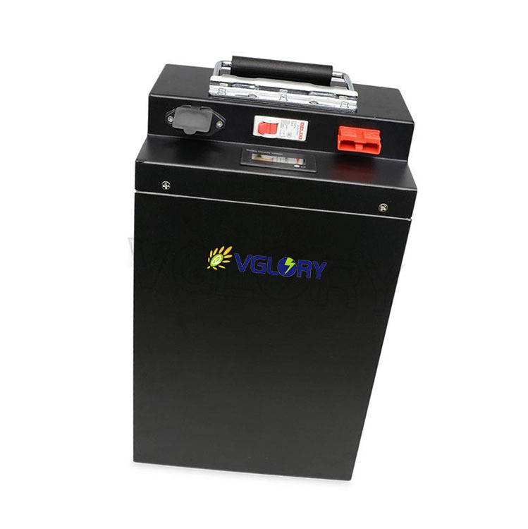 Factory lower price Light weight motorcycle battery lithium 72v 30ah