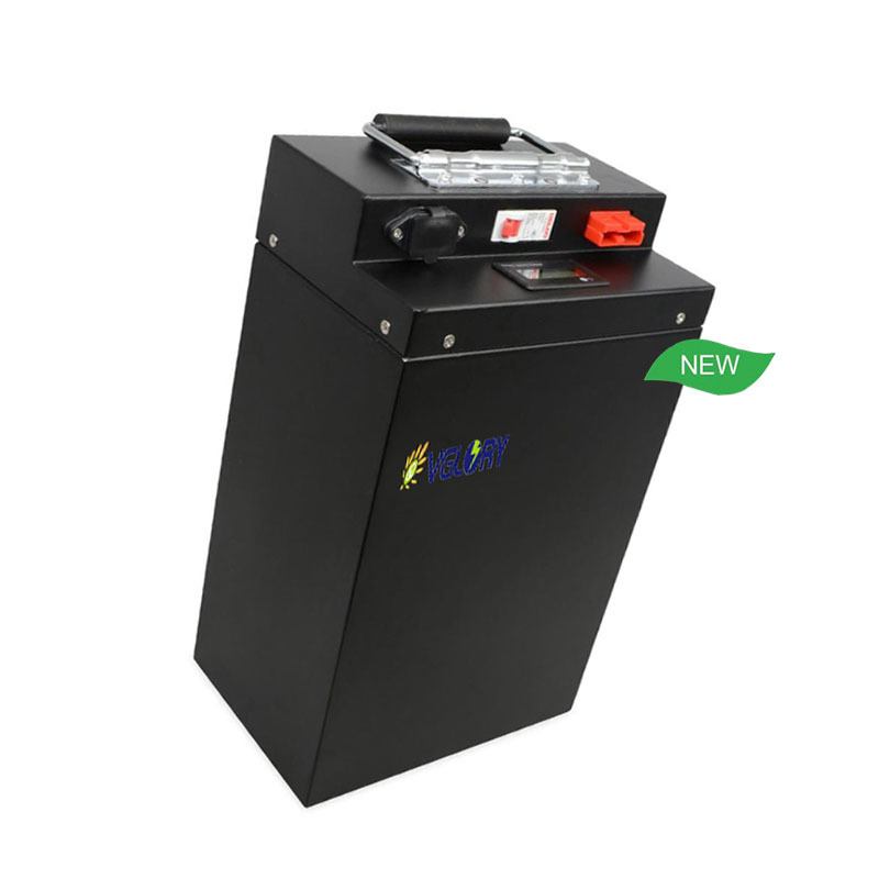 Environmentally compatible lithium battery motorcycle 72v 50ah