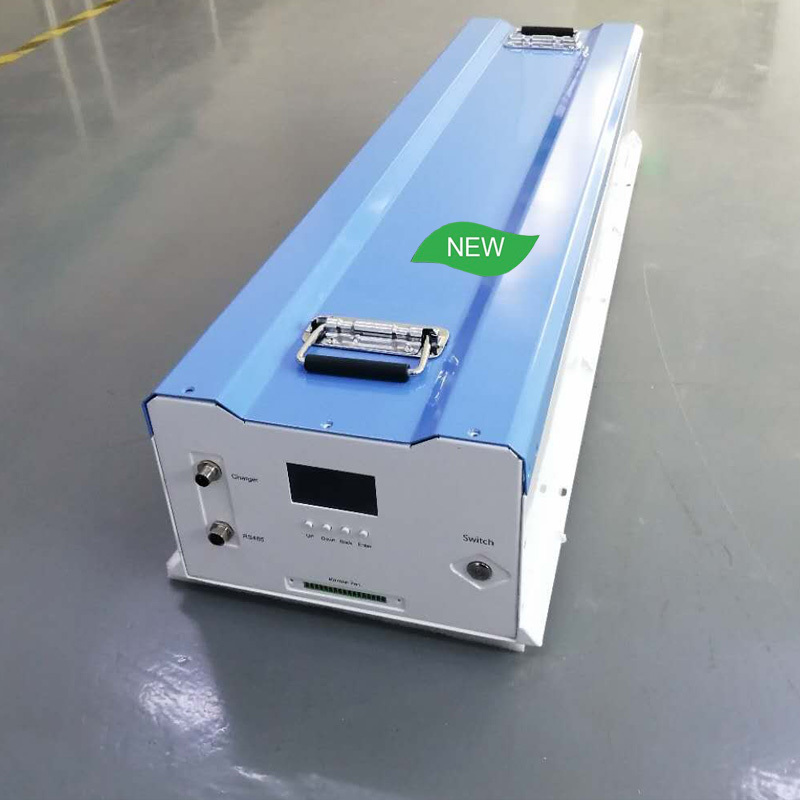 Over current protection lithium battery deep cycle 72v100ah