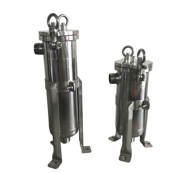 Diverse SUS Cartridge filter housing security filter for water treatment