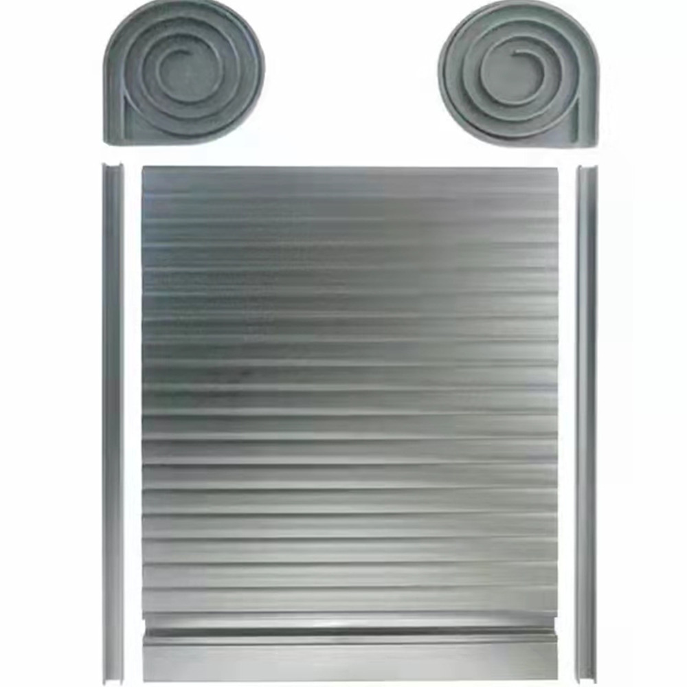 Chinese Supplier Factory price Trustworthy Aluminum alloy PVC & ABS Rolling Shutter Door for RV