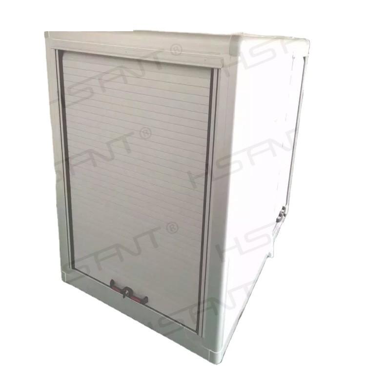 Van Delivery Truck Cabinet Kitchen Vertical Roller Shutter Door