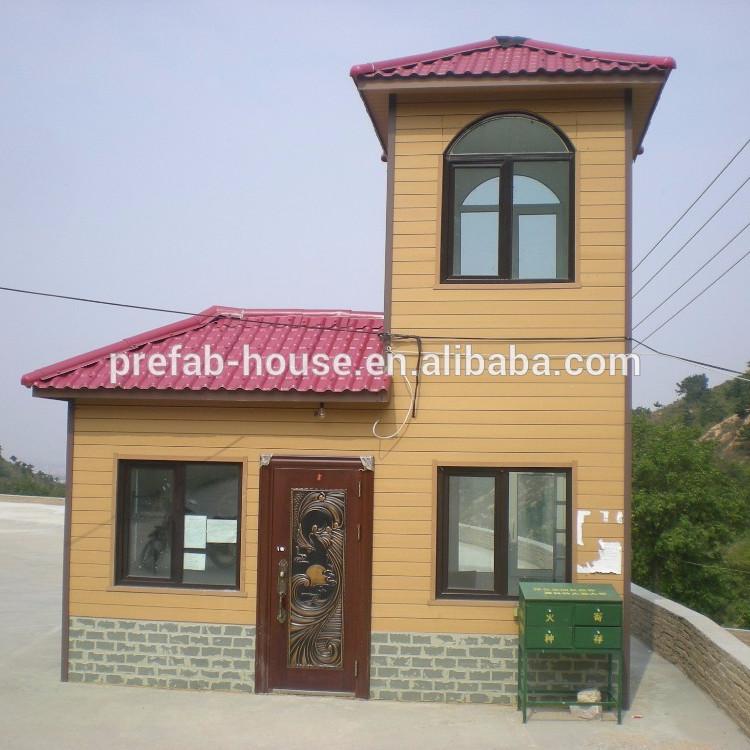 small villa design light steel villa prefab house villa