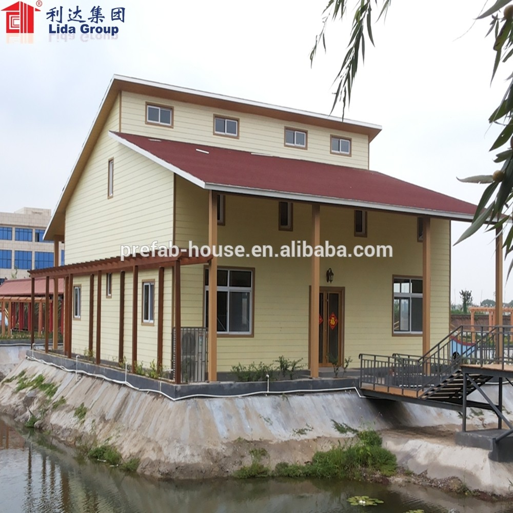 ready made beauty prefab cottage homes